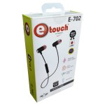 AUDIFONO BLUETOOTH  HANDSFREE ETOUCH E702