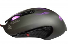 MOUSE GAMING gris MO-802-2