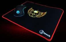 Mouse pad gamer 550350